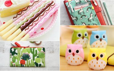 10 Insanely Adorable Back to School Supplies from Etsy for All Ages