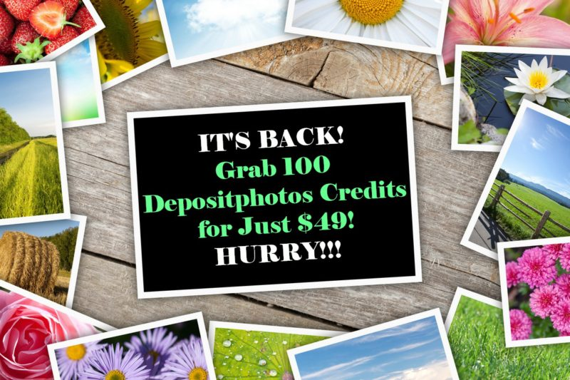 You were smart enough to grab the Depositphotos deal from AppSumo, now be smart about how you use them! Check out 5 ways to get more mileage out of those credits!