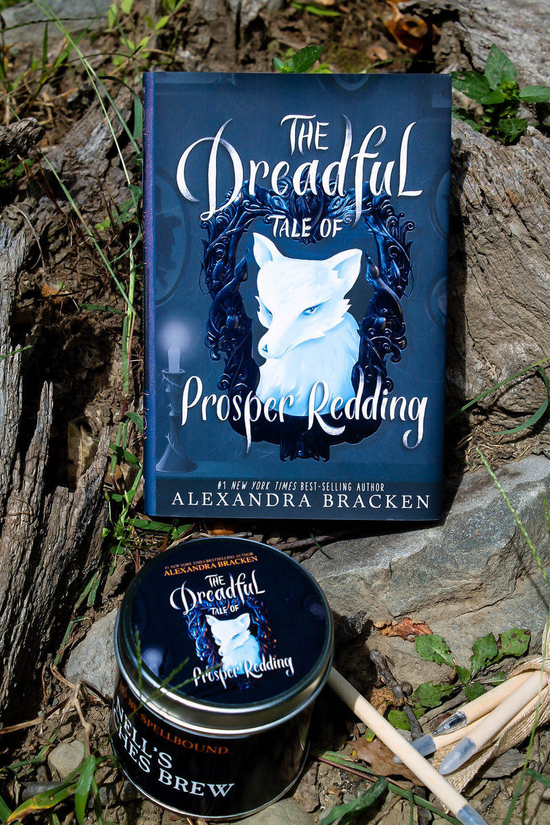 Get lost in The Dreadful Tale of Prosper Redding, a brilliant and wickedly fun new middle-grade fantasy novel from Alexandra Bracken. Check it out!