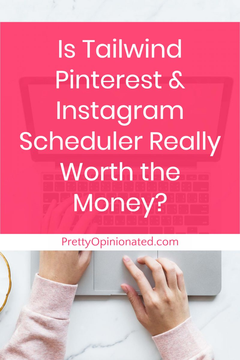 Is the Tailwind really worth the money? Find out whether you should invest in the most popular Pinterest & Instagram scheduler!