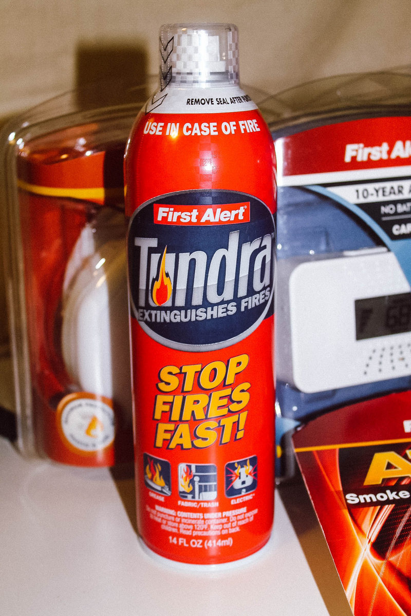 I'm sharing a few of my top fire prevention tips along with some extra tips from First Alert to help your family become a Super Prepared Family!