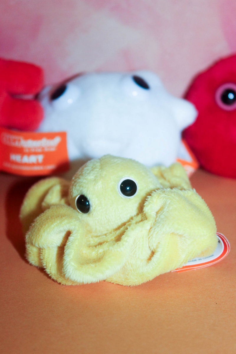 "Giant Microbes Halloween a 1 Here's Why GIANTMicrobes Make the Perfect ""Anytime"" Gift!"