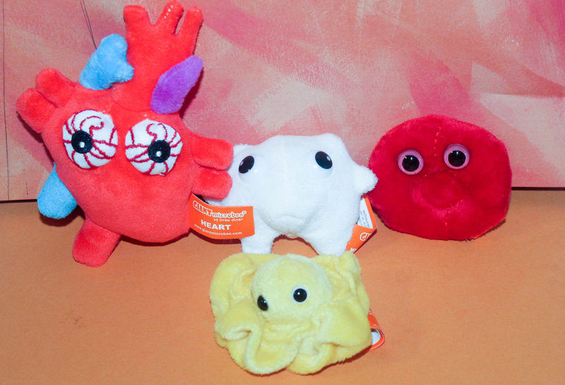 "Giant Microbes Halloween f Here's Why GIANTMicrobes Make the Perfect ""Anytime"" Gift!"