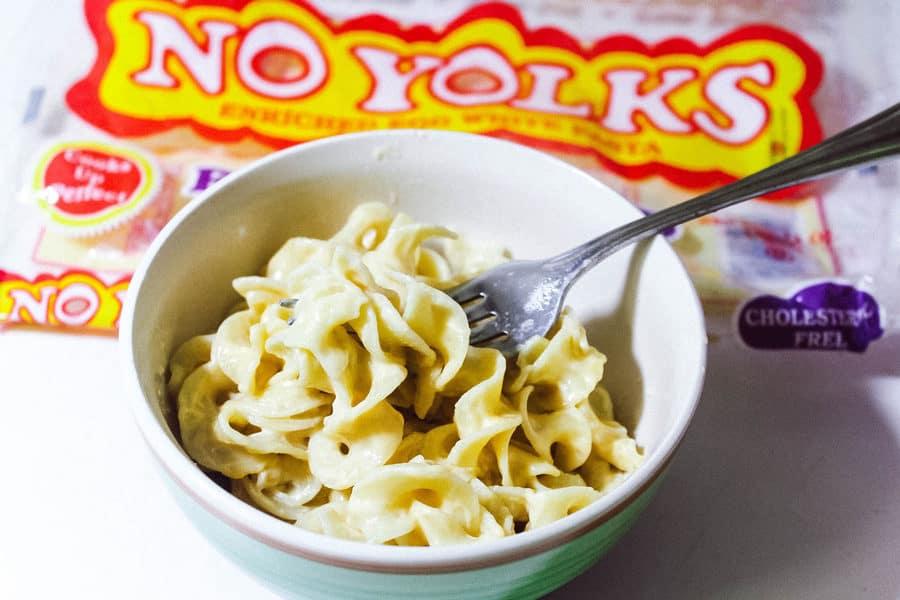 Easy Cheesy No Yolks Noodles Recipe + $100 Giveaway