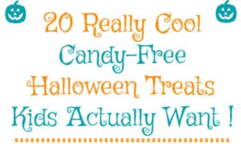 20 Really Cool Candy-Free Halloween Treats Kids Actually WANT to Get (Perfect for Teal Pumpkin Houses)