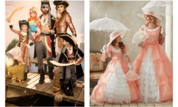5 Insanely Adorable Family Halloween Costumes from Chasing Fireflies