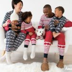 Save 25% on Crazy Cute Christmas Jammies for the Whole Family