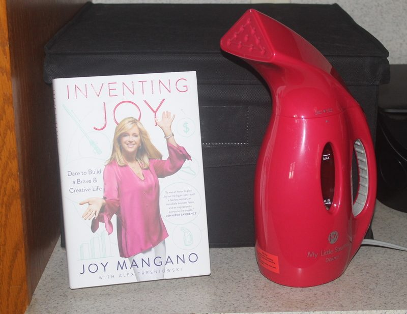 """Joy Mangana Organized 2 Get Inspired to Lead a More Creative and Productive Life with """"Inventing Joy"""""""