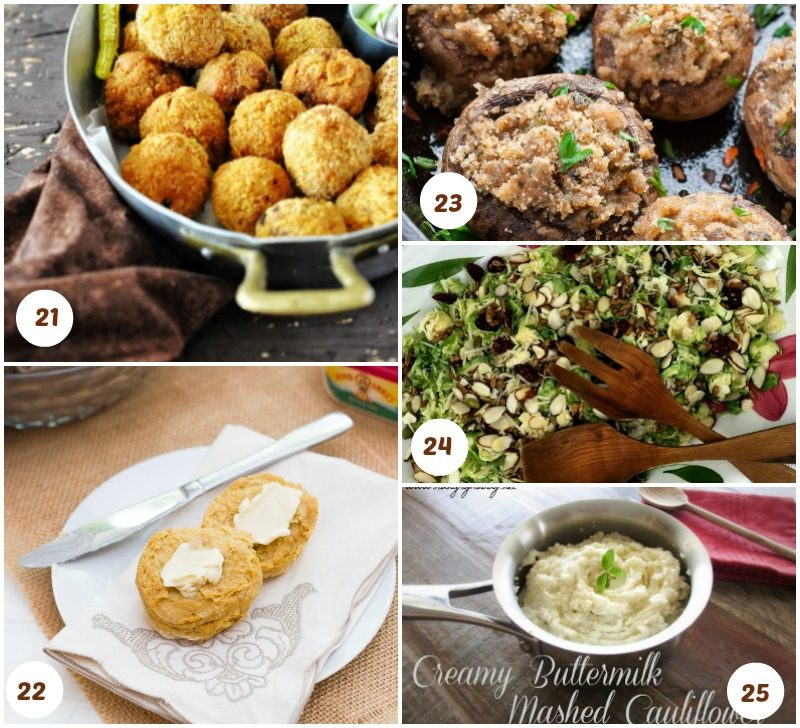 Thanksgiving Side dishes 21 25 25 Yummy New Thanksgiving Side Dishes to Try This Year