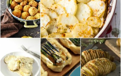 25 Yummy New Thanksgiving Side Dishes to Try This Year