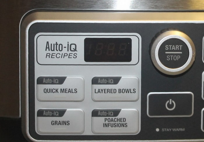 Ninja Auto IQ Delicious Meals Made Easy with this Amazing 4-in-1 Cooking System