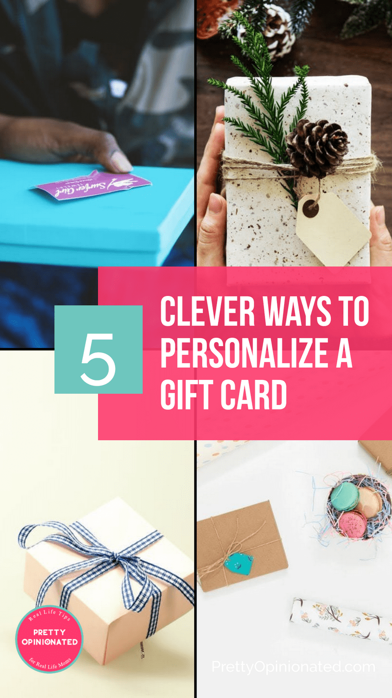 5 Clever Ways to Personalize Last-Minute Christmas Gift Cards ...