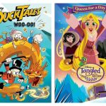 DuckTales – Woo-oo!  & Tangled The Series: Queen for a Day Printable Activities