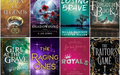 40 YA Books That You Need to Add to Your Wish List Now