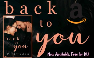 Back to You Book Blast: Check Out Pauline Creeden's Latest Novel!