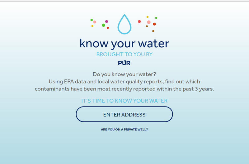 Get to know your water with a free and easy resource that tells you exactly what's in your drinking water! Plus, find out my favorite tool for cleaning my water right at the tap! It saves me SO much money on bottled water!