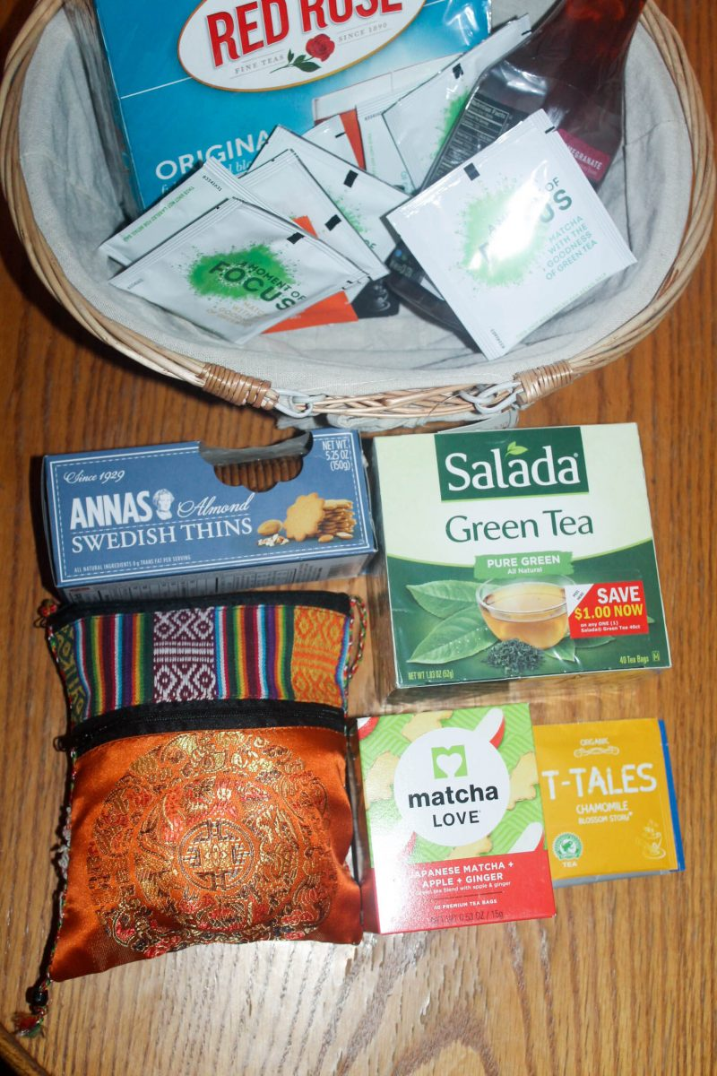 Tea Gift Basket 9 of 16 10 Reasons Why You Should Make Time for Tea