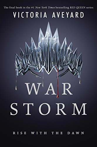 War Storm 40 YA Books That You Need to Add to Your Wish List Now