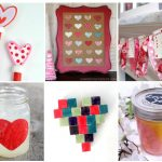 20 Valentine's Day Crafts & Handmade Gifts for YOU to Make (Crafts for Grownups)