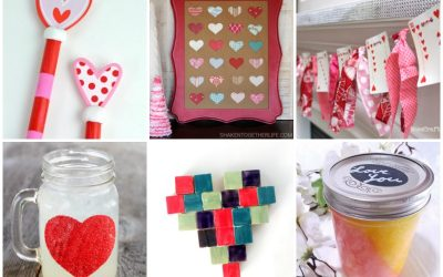 20 Valentine's Day Crafts & Handmade Gifts for Adults to Make