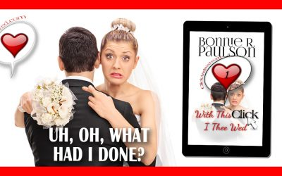 With This Click, I Thee Wed: A Fun Post-Valentine's Day Romance Book!