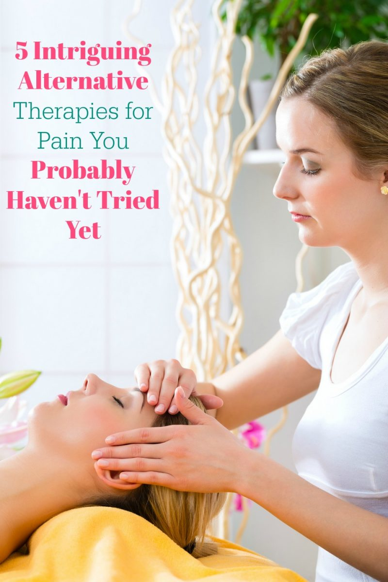 Looking for new ways to deal with pain, anxiety, and other chronic medical conditions? Check out these 5 intriguing alternative therapies you might not have heard of!