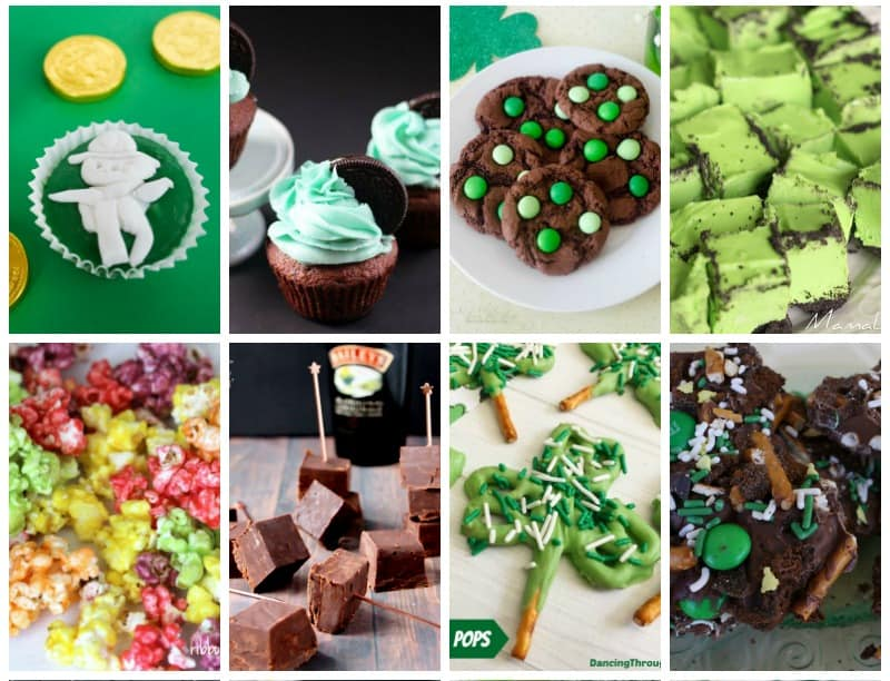 20 Yummy St. Patrick's Day Desserts & Sweet Treats