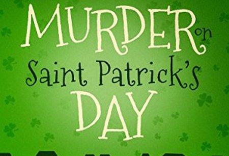 Book Blast – Murder on Saint Patrick's Day (A Ridgeway Rescue Mystery Book 3) by P. Creeden