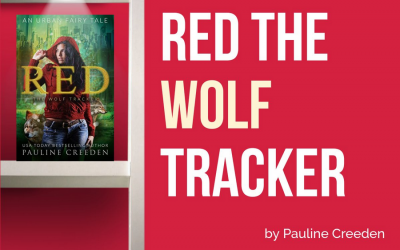 "Pauline Creeden Puts a New Spin on Red Riding Hood with ""Red the Wolf Tracker"""