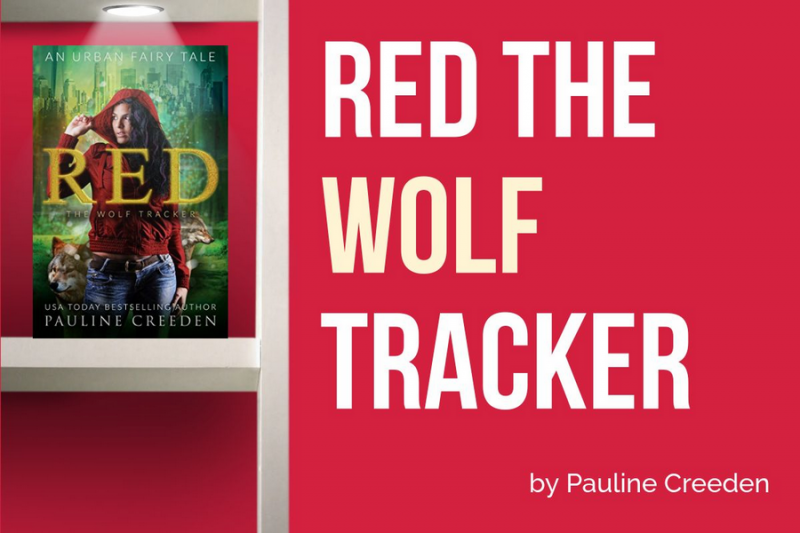 """Pauline Creeden Puts a New Spin on Red Riding Hood with """"Red the Wolf Tracker"""""""