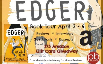 Check out Edger by David Beem + $75 Amazon Gift Card Giveaway!