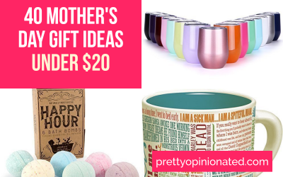 40 Fabulous Mother's Day Gift Ideas Under $20