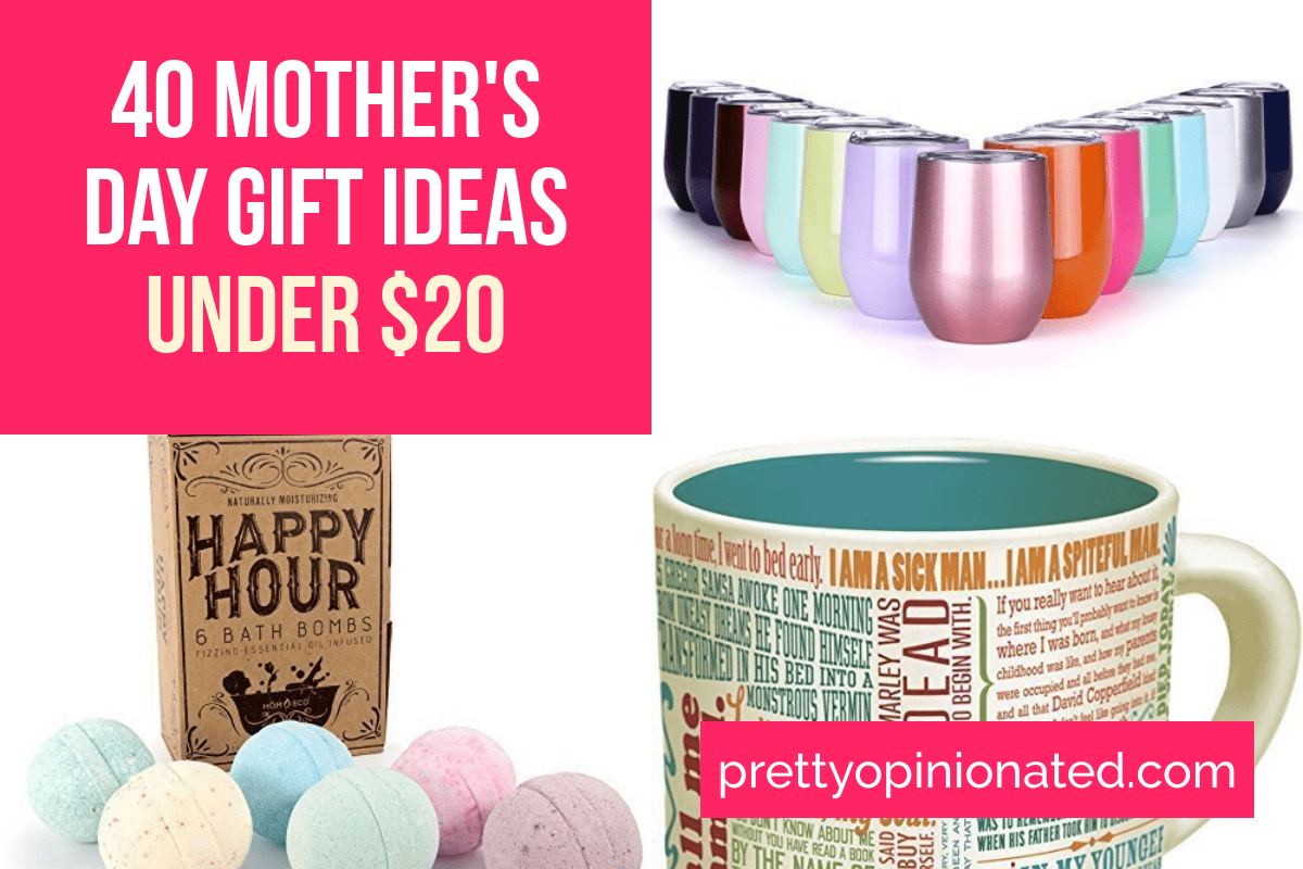 40 Fabulous Mother S Day Gift Ideas Under 20