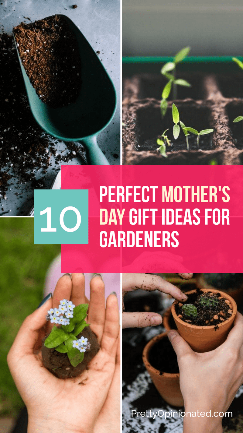 When you're buying for someone who loves spending time in the garden, there's a huge selection of great gift ideas out there. It doesn't matter how much you have to spend, how big or small her garden might be or the type of gardening she prefers to do; these 10 Great Gift Ideas for Mothers Who Love Gardening will help you find the perfect present!