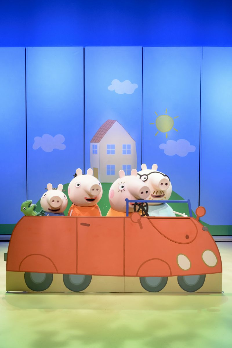 Peppa Pig Live Tour Dates