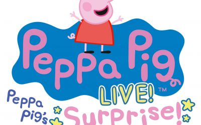 Find Out if Peppa Pig's Surprise' Live Stage Show is Coming to a City Near You!