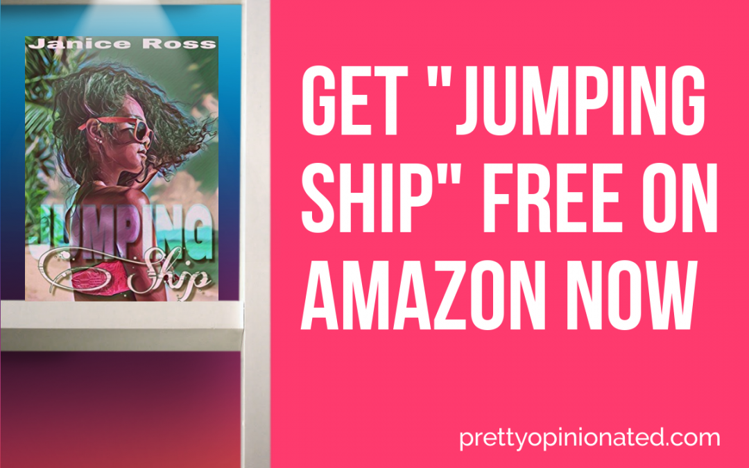"Grab ""Jumping Ship"" by Janice Ross FREE on Amazon!"