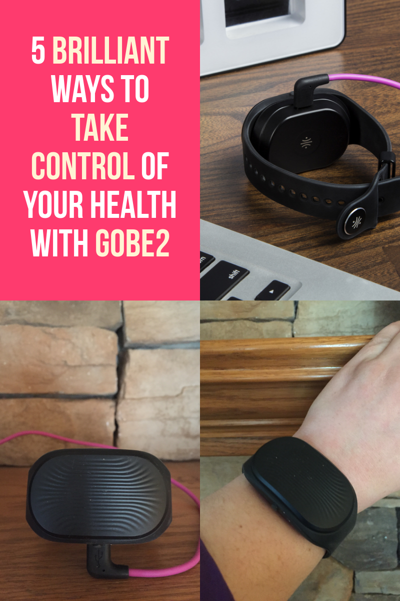 "It's not enough to say ""I'm going to be healthier,"" you need a plan! You need to identify your strengths and weaknesses, right? Good news, my friends: that's not as hard as you might think! I partnered with HealBe to tell you how to use the GoBe2 Fitness Tracker Band to help you take control of your health!"