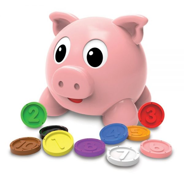 1 Teach Kids Money Piggy Bank 5 Fun Ways to Teach Kids About Money