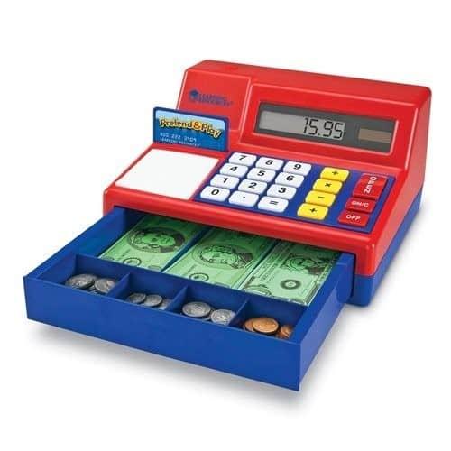2 cash register 5 Fun Ways to Teach Kids About Money
