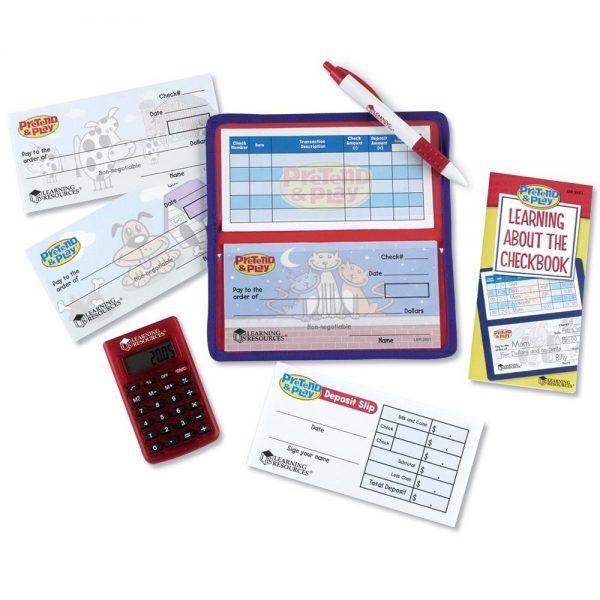3 checkbook 5 Fun Ways to Teach Kids About Money