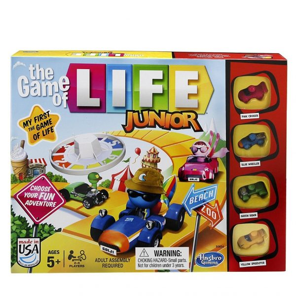 5 Game of Life 5 Fun Ways to Teach Kids About Money