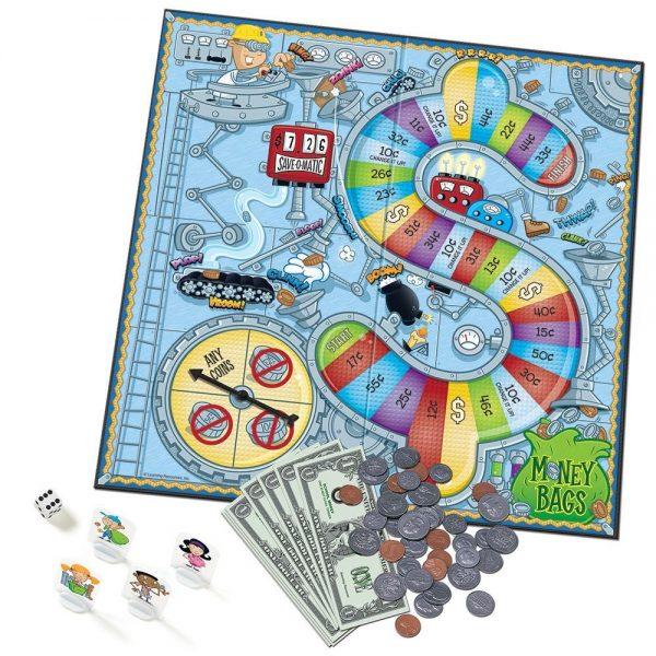 7 Money Bags game 5 Fun Ways to Teach Kids About Money