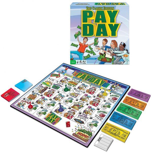 7 Payday 5 Fun Ways to Teach Kids About Money