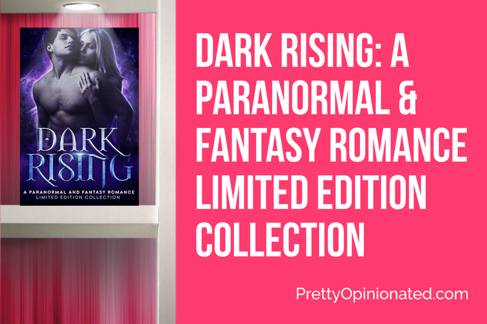 New York Times and USA Today bestselling authors present Dark Rising, a limited edition paranormal and fantasy romance boxed set with steam, suspense, and thrillingmagic. Get it while you can!
