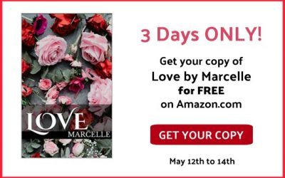 """3 Days Only: Get """"Love"""" by Marcelle FREE on Amazon (+ $50 Amazon or Paypal Cash Giveaway)"""