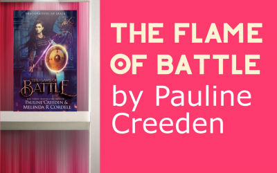 "Get ""The Flame of Battle"" by Pauline Creeden – Available Now!"