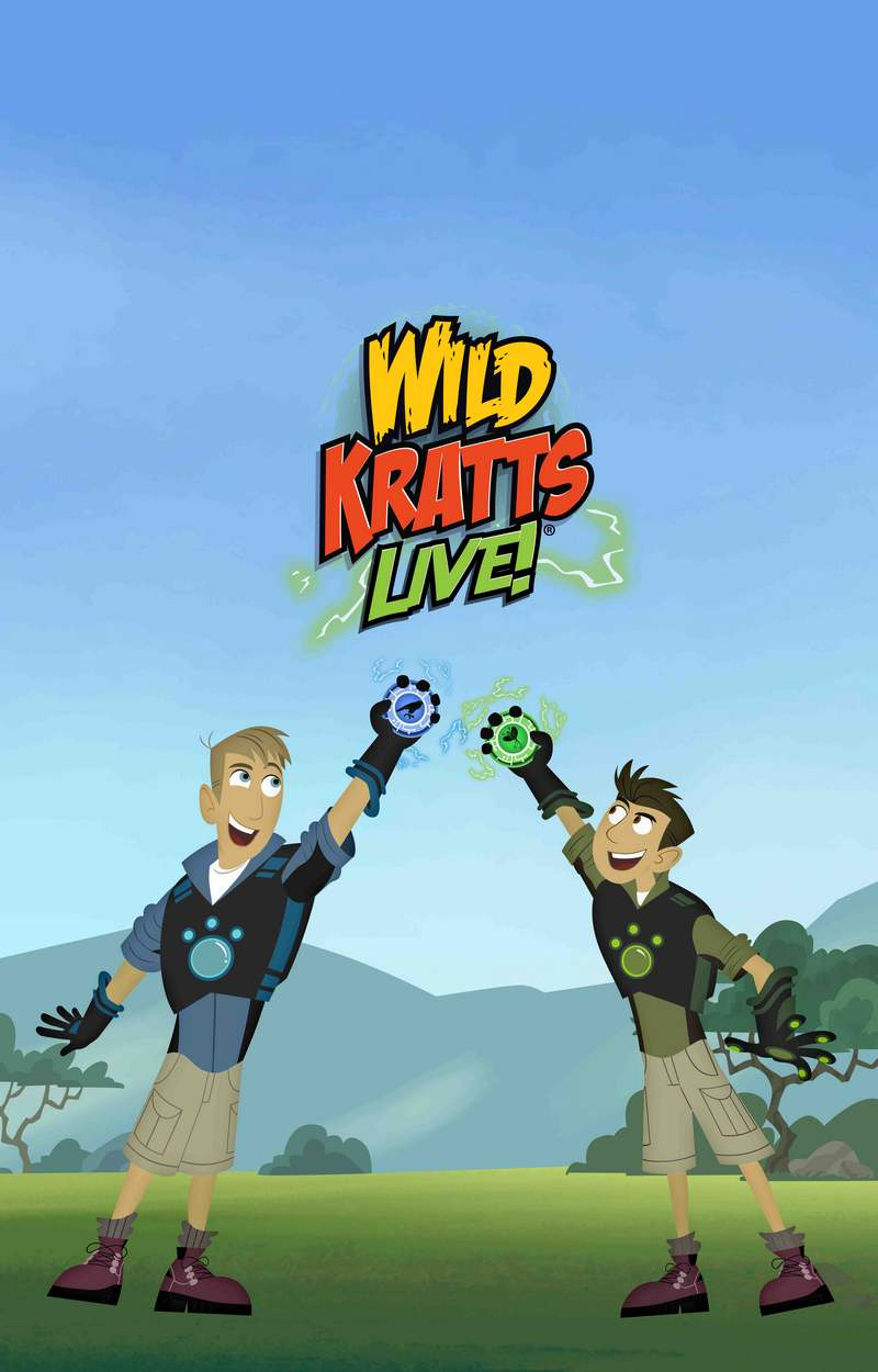 Get ready for a WILD year as the Kratts hit the road, literally! The crazy popular children's show, Wild Kratts, is coming to a stage near you! Read on for more information, as well as all the Wild Kratts LIVE 2.0 tour dates announced so far!