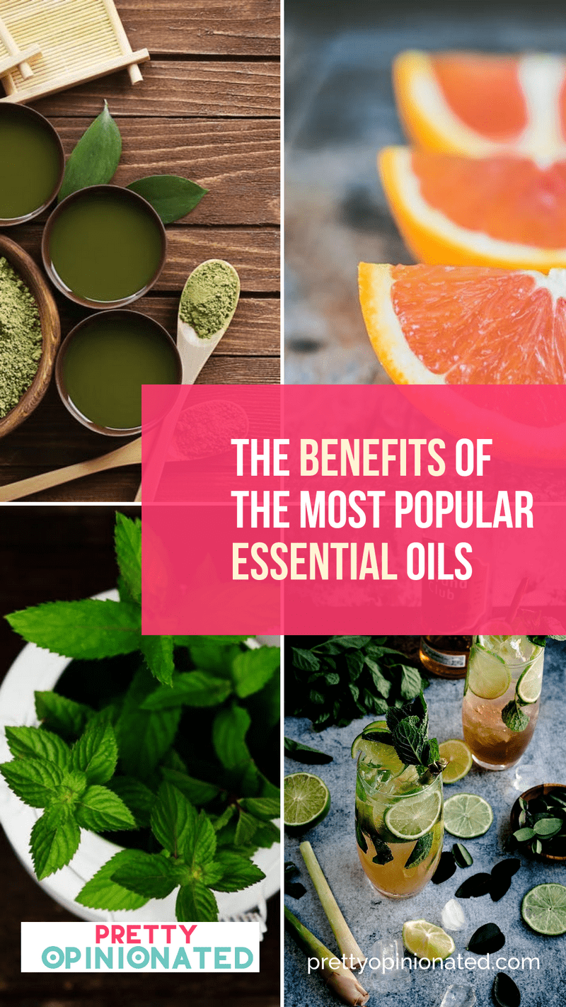 Essential oils all contain some wonderfully healing properties, whether for the body, mind or spirit.Learn about the benefits of the most common essential oils!