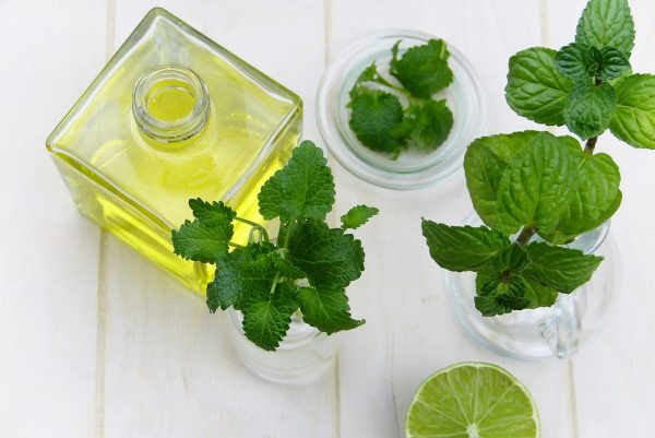 If you have any essential oils at all, peppermint is likely one of them.  This fantastic oil has the ability to aid digestion and help with an upset tummy.  It can also alleviate respiratory issues, and offer pain relief especially in the case of sore muscles and joints.